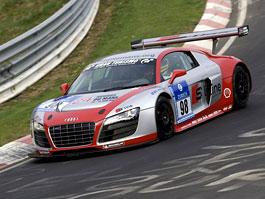 Audi R8 LMS: sedm vozů na 24 hodin Nürburgringu: titulní fotka