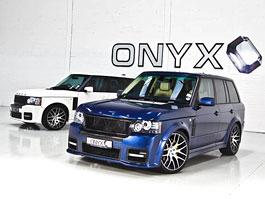 Onyx Concept uvádí modernizované pakety pro Range Rover: titulní fotka
