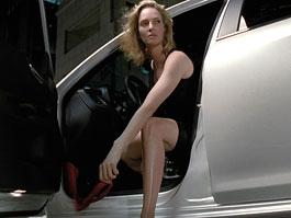 Alfa Romeo Giulietta a Uma Thurman v reklamě: titulní fotka