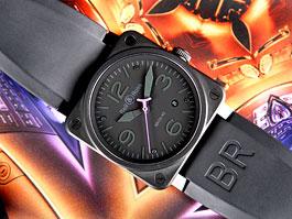 Infiniti: stokusová série stylových hodinek Bell & Ross: titulní fotka