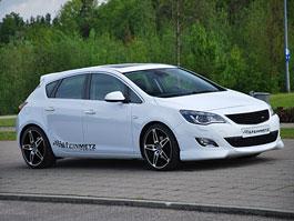 Opel Astra: stylistické úpravy od společnosti Steinmetz: titulní fotka