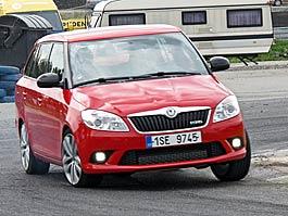 Za volantem: Škoda Fabia RS: titulní fotka