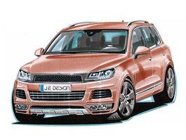 Volkswagen Touareg: JE Design pracuje na wide body kitu: titulní fotka