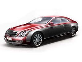 Maybach Coupé 57S: luxus s jedním párem dveří: titulní fotka
