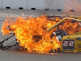FIA GT: ošklivá havárie při závodě v Brně: titulní fotka