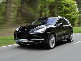 Porsche Cayenne: kosmetické úpravy pro novou generaci od TechArt: titulní fotka
