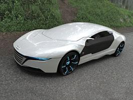 Audi A9: luxusní sportovní sedan pro budoucnost: titulní fotka