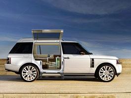 Range Rover Q-VR: jezevčík pro šejky: titulní fotka