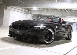 BMW Z4: obleček od 3D Design: titulní fotka