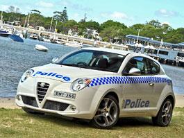 Alfa Romeo MiTo: ani hnout, tady policie!: titulní fotka