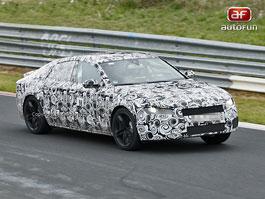 Spy Photos: Audi S7: titulní fotka