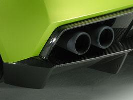 Lamborghini Gallardo Superleggera: víc karbonu díky výfuku s keramickým povrchem: titulní fotka