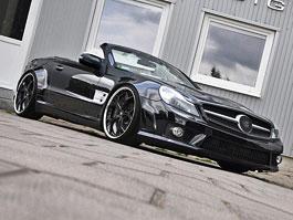 Mercedes-Benz SL: PD-SERIES od Prior Design: titulní fotka