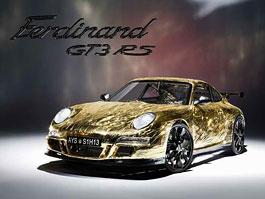 Ferdinand GT3 RS: ultrasuperlehký rakouský speciál (+ video z okruhu): titulní fotka