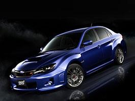 Subaru Impreza WRX STI sedan jde v Japonsku do prodeje: titulní fotka