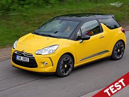 Test: Citroën DS3 1.6 THP: Říkejte mi Seb: titulní fotka
