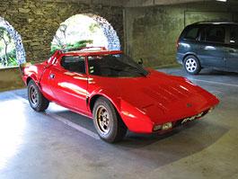 Lancia Stratos živě v Penha Longa: titulní fotka