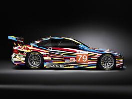 BMW Art Car na Le Mans: galerie na čtyřech kolech: titulní fotka