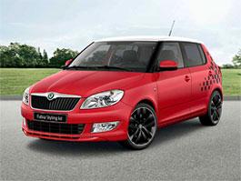 Škoda Fabia: Race Paket pro malý hatchback: titulní fotka