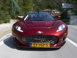 Spyker: prodej supersportů v showroomech Saab: titulní fotka
