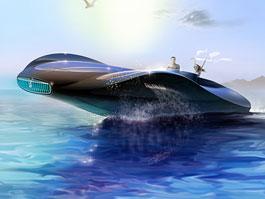 Rychlé čluny se opičí po známých supersportech: titulní fotka