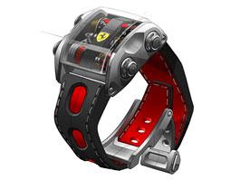 Hodinky Scuderia One od firmy Cabestan ...za ferraricenu: titulní fotka