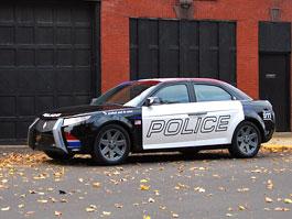 Carbon Motors má přes 14.000 rezervací na policejní speciál: titulní fotka