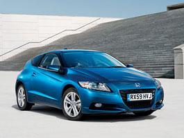 Honda CR-Z oficiálně v prodeji na českém trhu: titulní fotka