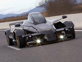 Závodní Tramontana s motorem V10 od Cosworthu?: titulní fotka