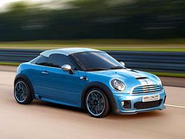 Mini Coupe už za rok, Mini Roadster za dva a půl: titulní fotka