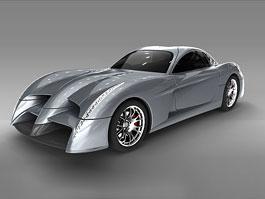 """Panoz Abruzzi """"Spirit of Le Mans"""": nový supersport představen: titulní fotka"""