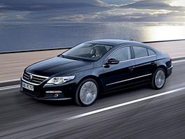 Volkswagen Passat CC Exclusive: dotek luxusu: titulní fotka