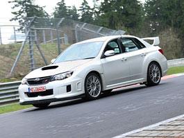 Subaru Impreza STI: Nürburgring pokořen za 7:55 !: titulní fotka