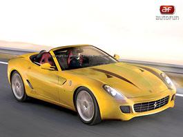 Ferrari chystá do Pebble Beach otevřenou verzi 599 GTB: titulní fotka