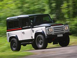 Land Rover Defender po zásahu firem Aznom a Romeo Ferraris: titulní fotka