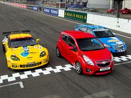 Chevrolet Spark WTCC: Safety Car s přeplňovaným motorem: titulní fotka
