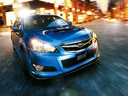 Subaru Legacy 2.5GT tS: tuned by STI: titulní fotka