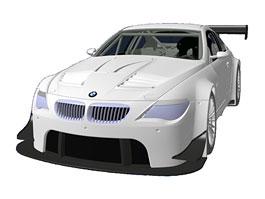 Aurora Racing Designs: BMW Alpina B6 míří i do třídy GT1: titulní fotka