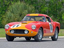 Ferrari 250 GT TdF Mecum Monterey: aukce šampiona se blíží: titulní fotka