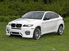 BMW X6 s paketem SD F16 od Status Design: titulní fotka