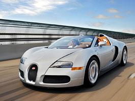 Bugatti Veyron SuperSport: 1200 koní na rozloučenou: titulní fotka