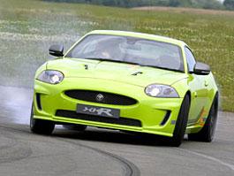 Jaguar XKR Goodwood Special: Ostré XKR se bude vyrábět!: titulní fotka