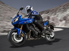 Yamaha FZ8 / FZ8 Fazer –  nová cesta: titulní fotka