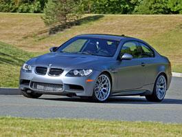 BMW: speciální edice M3 Frozen Gray Coupe: titulní fotka