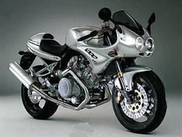 Venturi a Voxan: motocykl