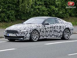 Spy Photos: BMW M6 bude muset vystačit s osmiválcem: titulní fotka