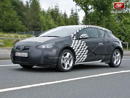 Spy Photos: Opel Astra GTC: titulní fotka