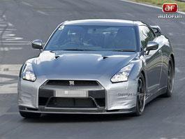 Spy Photos: Nissan GT-R SpecM: titulní fotka