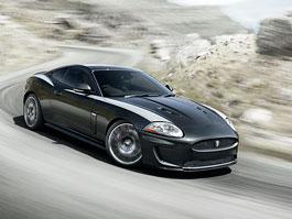 Jaguar XKR 75: výroční model se představí v Goodwoodu: titulní fotka