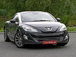Za volantem: Peugeot RCZ: titulní fotka